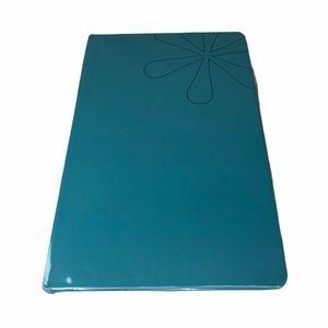 Erin Condren Take Note Notebook Teal Blue